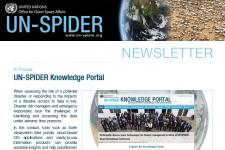 UN-SPIDER Newsletter 2/20