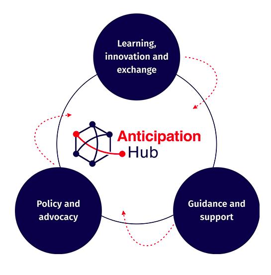 Anticipation Hub Diagram