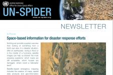 UN-SPIDER Newsletter 1/20