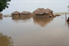 Floods in the Extreme North of Cameroon.