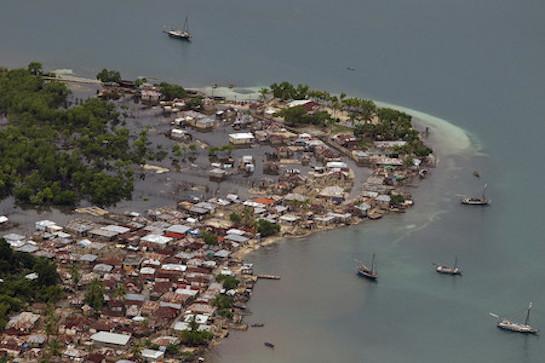 Floods in Haiti