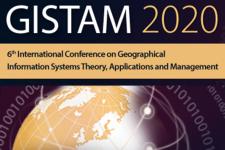 GISTAM 2020 logo. Image: GISTAM
