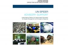 Booklet about UN-SPIDER Advisory Support