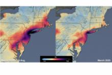 Introductory Webinar: An Inside Look at how NASA Measures Air Pollution logo. Image: NASA
