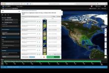 EarthdataSearch. Image: NASA