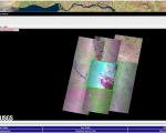 Screenshot of the USGS Global Visualization Viewer