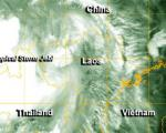 On 3 August 2013 Tropical Storm Jebi made its second landfall in Vietnam