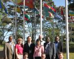 Mission team of the Kenya Technical Advisory Mission