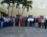 Participants of the Expert Meeting on Early Warning Systems in El Salvador