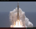 The launch of ALOS-2 on 24 May was broadcast live via Youtube