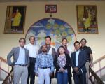 Technical Advisory Mission team