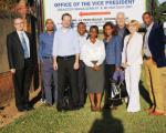 The Zambia Technical Advisory Mission Team