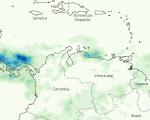 Heavy rains in Central America in November 2010