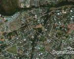 QuickBird's final image showing Port Elizabeth in South Africa