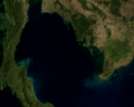 Satellite picture of Vietnam (Image: Wikipedia)