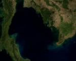 Satellite picture of Vietnam (Image: Wikipedia)