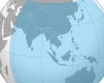 Coverage polygon of BeiDou Satellite Navigation System in 2012 (Image: Daveduv)