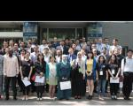 Participants of the first training programme of the UN affiliated Regional Centre for Space Science and Technology Education in Asia and the Pacific (RCSSTEAP)