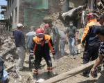 ICIMOD supports relief operations in destroyed areas (Image:Hilmi Hacaloğlu)