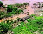Flood affected areas will suffer under the loss of rain fall satellites (Image: United States Marine Corps)