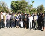 Representatives of 12 institutions together to support NSDI (Image: RCMRD)