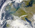 Satellite image of Europe (Image: NASA)