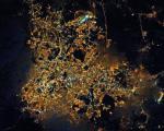 Satellite image of Kuala Lumpur, Malaysia (Source: ESA)