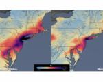 Webinar Introductorio: Un Vistazo a Cómo la NASA Mide la Contaminación del Aire logo. Image: NASA