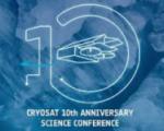 CRYOSAT logo. Image: ESA