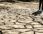 Soil erosion due to droughts