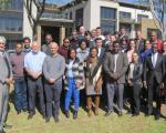 Participants at EvIDENz stakeholder workshop in Pretoria, South Africa.