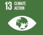 SDG13 logo. Image: UN.
