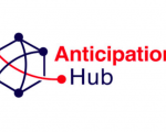 The Anticipation Hub logo. Image: Anticipation Hub.
