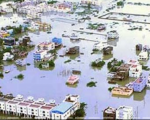 WCDM 2020 picture of floods. Image: WCDM