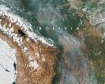 Bolivia. Image: NASA