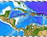 COCONet sites in the Caribbean
