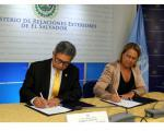 Director of UNOOSA visits El Salvador