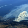 View of Southern California Wildfires From the International Space Station