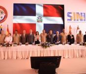 SINI launch ceremony.