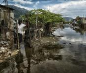 Floods in Haiti in 2014. Image:UN Photo / Logan Abassi