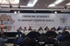 First African Drought Conference in Namibia