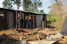 Rebuilding after the floods