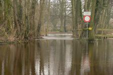 Floods in Saxony in 2008