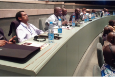 Regional committee for disaster management in West Africa (GECEAO).