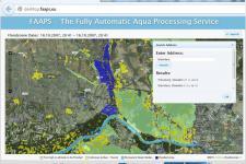 ESA's Fully Automated Aqua Processing Service (FAAPS)