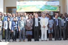 Participants of the 2013 TIGER workshop in Tunis, Tunisia