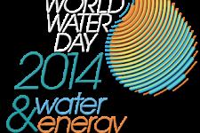 UNECE world water day logo