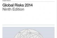 World Economic Forum released the Global Risks 2014 Report