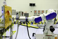 The Remote Robotic Oxidizer Transfer Test, or RROxiTT