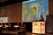Over 1000 participants are gathering in Davos for IDRC 2014 to discuss disaster